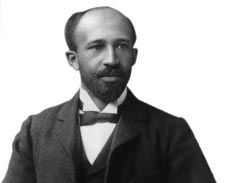 W.E.B. DU BOIS:A BIOGRAPHY IN FOUR VOICES